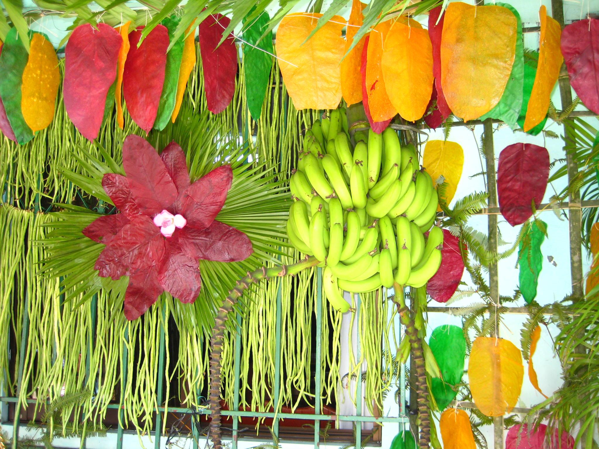 How To Make Pahiyas Decoration